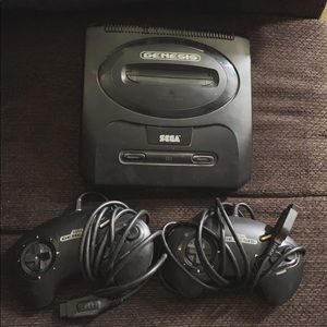 Other - Genesis Sega game console system
